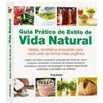 Livro - Guia Prático do Estilo de Vida Natural