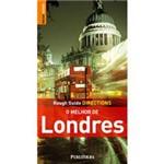 Livro - Guia Rough Guides Directions - o Melhor de Londres