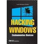 Livro - Hacking Windows: Ensinamentos Básicos