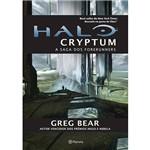 Livro - Halo Cryptum: a Saga dos Forerunners