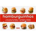 Livro - Hamburguinhos