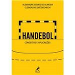 Livro - Handebol - Conceitos e Aplicações