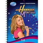 Livro - Hannah Montana - Jogos e Passatempos