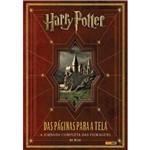 Livro - Harry Potter: das Páginas para a Tela