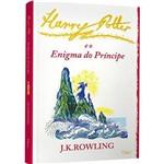 Livro Harry Potter - Enigma do Príncipe - Volume 6