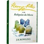 Livro Harry Potter - Reliquias da Morte - Volume 7