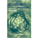 Livro - HCI Related Papers Of Interaccion 2004