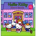 Livro Hello Kitty - Ama a Escola