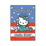 Livro - Hello Kitty - Hello EUA!