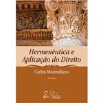 Livro - Hermenêutica e Aplicação do Direito