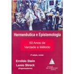 Livro - Hermenêutica e Epistemologia