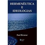 Livro - Hermenêutica e Ideologias
