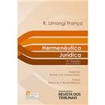 Livro - Hermenêutica Jurídica