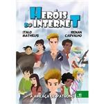Livro - Heróis da Internet (Autografado)