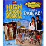 Livro - High School Musical - Vamos Dancar! - Acompanha CD e Tapete