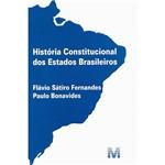 Livro - História Constitucional dos Estados Brasileiros