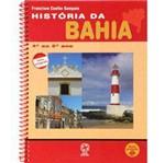 Livro - História da Bahia 4º ou 5º Ano
