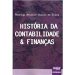 Livro - História da Contabilidade e Finanças