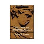 Livro - História da Filosofia Grega