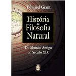 Livro - História da Filosofia Natural