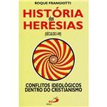 Livro - História das Heresias (Séculos I-VII)