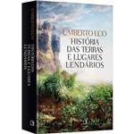 Livro - História das Terras e Lugares Lendários