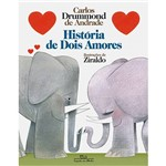 Livro - História de Dois Amores