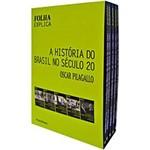 Livro - História do Brasil no Século 20, a - Caixa com 5 Volumes