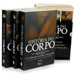 Livro - História do Corpo (3 Volumes)