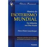 Livro - História do Esoterismo Mundial