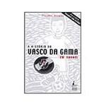 Livro - História do Vasco da Gama em Cordel, a