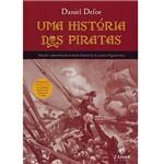 Livro - História dos Piratas, uma