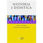 Livro - História e Didática