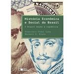 Livro - História Econômica e Social do Brasil: o Brasil Desde a República