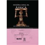 Livro - História Geral da África: África do Século XVI ao XVIII