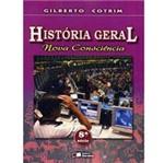 Livro - História Geral: Nova Consciência: 8º Série - N/C