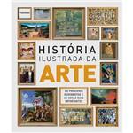 Livro - História Ilustrada da Arte