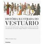Livro - História Ilustrada do Vestuário