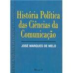 Livro - História Política das Ciências da Comunicação
