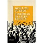 Livro - Histórias da Velha Totônia