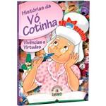 Livro - Histórias da Vó Cotinha: Vivências e Virtudes