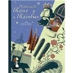 Livro - Histórias de Reis e Rainhas