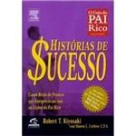Livro - Historias de Sucesso do Pai Rico