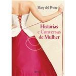 Livro - Histórias e Conversas de Mulher