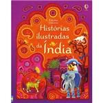 Livro - Histórias Ilustradas da Índia
