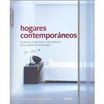 Livro - Hogares Contemporáneos: El Detalle Funcional Y Decorativo En El Diseño de Interiores