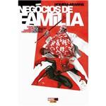 Livro - Homem-Aranha: Negócios de Família