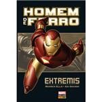 Livro - Homem de Ferro: Extremis
