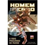Livro - Homem de Ferro - o Mais Procurado do Mundo