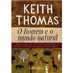 Livro - Homem e o Mundo Natural, o - Edição de Bolso